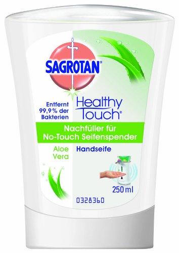 Sagrotan No-Touch Nachfüller Aloe Vera, 2 x 250 ml