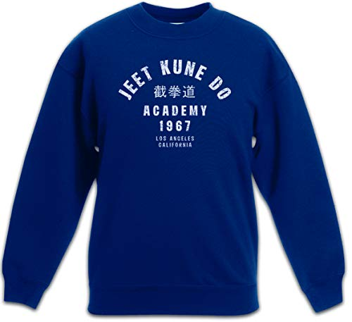 Urban Backwoods Jeet Kune Do Academy Kinderen Jongens Meisjes Sweatshirt Pullover Trui