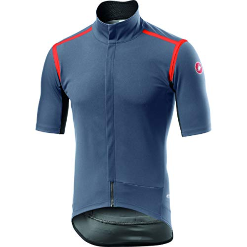 Castelli 2019/20 Men's Gabba ROS Short Sleeve Cycling Jacket - B19502