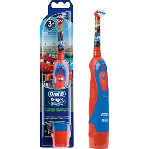 Oral-B Stages Power Cepillo de dientes con batería para niños