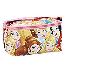 Disney Princess Prinzessin Kosmetiktasche KULTURTASCHE KULTURBEUTEL Beauty CASE