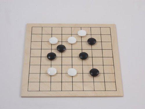Spiel Sperrholzbrett 9x9