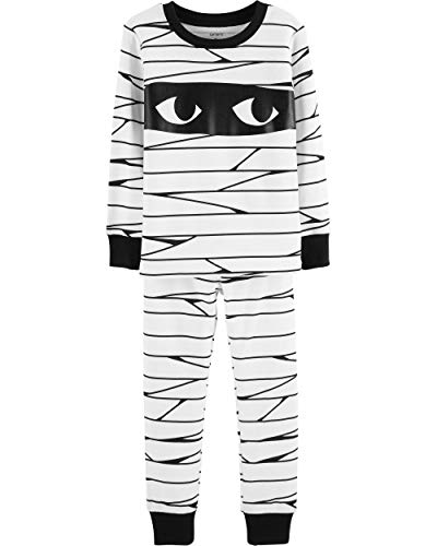 Product Image of the Carter's Baby Boys' 12M-24M 2 Piece Glow-In-The-Dark Snug Fit Cotton Halloween...