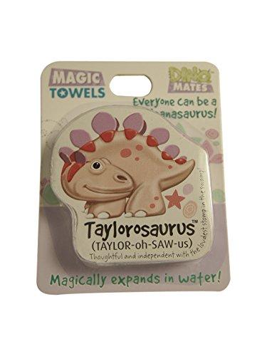 John Hinde DinoMates Magic Towel, Taylor