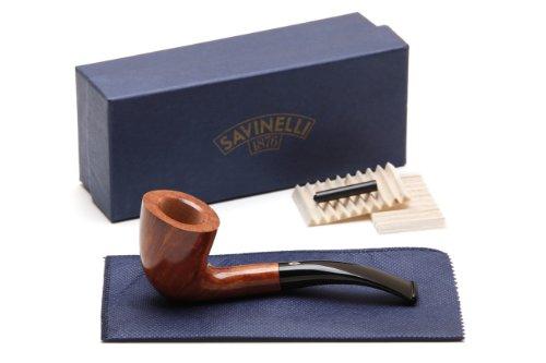 Savinelli Spring Liscia 920 KS Tobacco Pipe