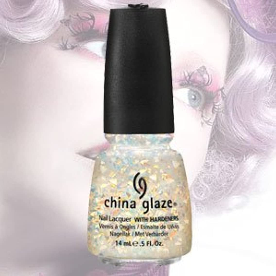 札入れトラップ生産性(チャイナグレイズ)China Glaze Luxe and LushーCAPITOL COLOURS コレクション [海外直送品][並行輸入品]