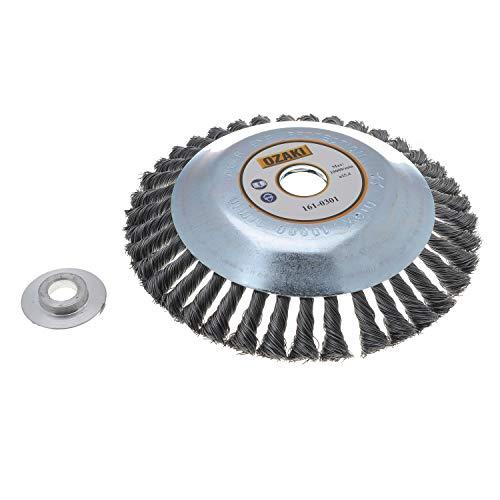Cabezal de corte y antiespumante para Desbrozadora 230 x 25.4mm