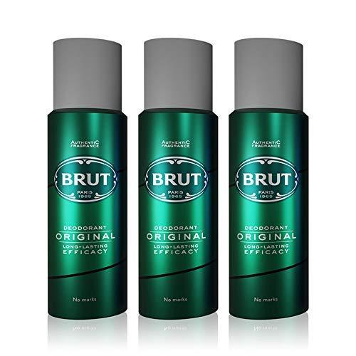 Brut Men Deodorant, 200ml(Pack of 3)