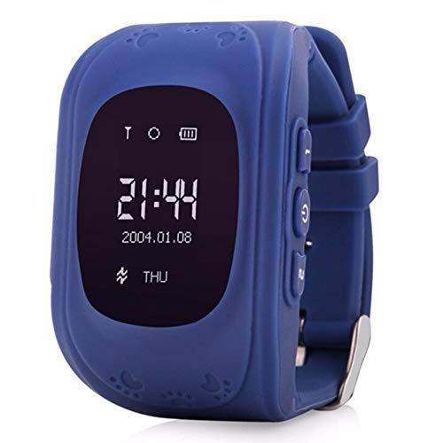 E-NUC Reloj Security GPS Kids G36 Azul