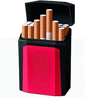 Gizeh Flip Top King Size Cigarette Case - Hard Plastic