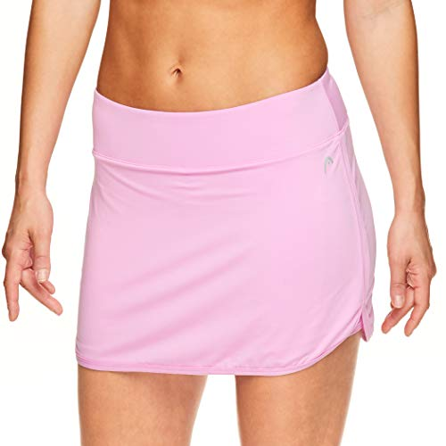 HEAD Women's Athletic Tennis Skirt with Ball Pocket - Workout Golf Exercise...