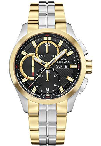 DELMA - Armbanduhr - Herren - Klondike Chronotec - 52701.660.6.031