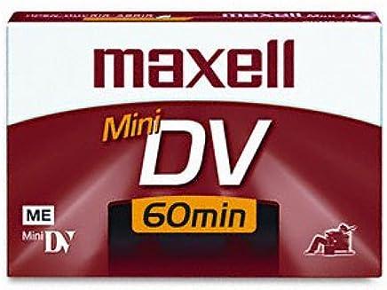 60 Minutes Premium Grade Mini DV Camcorder Tape Cassette