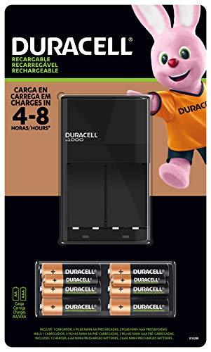 Pila Recargable marca Duracell