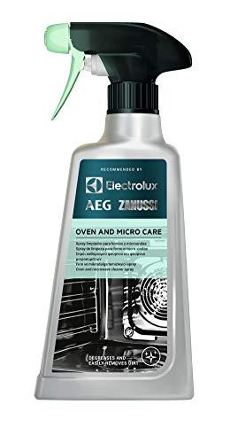 AEG M3OCS200 - Limpiador spray, cuidado del horno y microondas, 500 ml