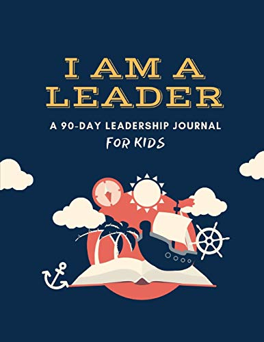 Product Image of the I Am a Leader 90-Day Journal