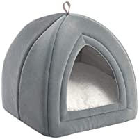 Bedsure 15/19 inches 2-in-1 Cat Tent