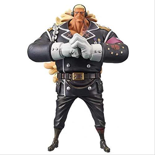 Ltong Anime One Piece Stampede Dxf Figur Bullet PVC Actionfigur Modell Figuren Personalisierte Geschenke 18Cm
