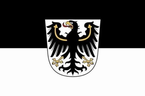 U24 Fahne Flagge Ostpreussen Ostpreußen 60 x 90 cm