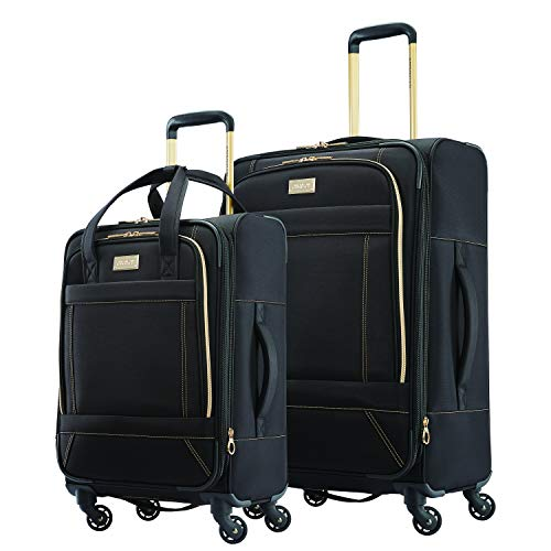 2-Piece American Tourister Belle Voyage Softside Luggage w/ Spinner Wheels  $70 at Amazon