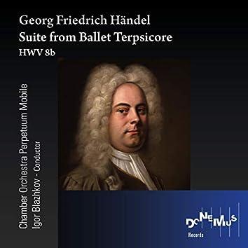Händel: Suite from Ballet Terpsicore