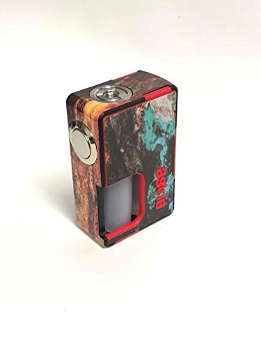 Vandy Pulse BF Squonk Mod Skin Wrap Metal Elements S715 by Jwraps