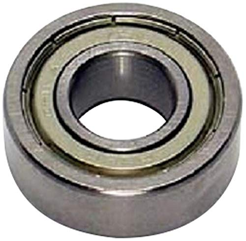 Peer Bearing 77R4A R-Series Radial Bearing, Double Shield, 1/4
