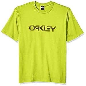 Oakley Mens Men's Foggy Oakley Tee