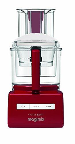 Magimix Küchenmaschine 5200XL, Rot