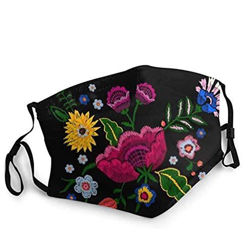 SHUANGA Bedrucktes Multifunktionstuch mit ausgefallenem Design - Hochwertige Sturmhaube als Wärm- und Schutztuch - Halstuch, Face Cover, Gesichtsmaske - Verschiedene Muster face Cover