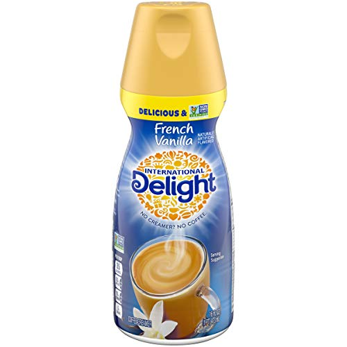 International Delight French Vanilla Coffee Creamer Pint, 16 Ounce