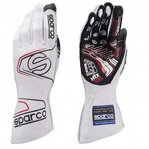 SPARCO 00130911BI Pfeil Evo Handschuhe Rg-7 Größe 11 Wh