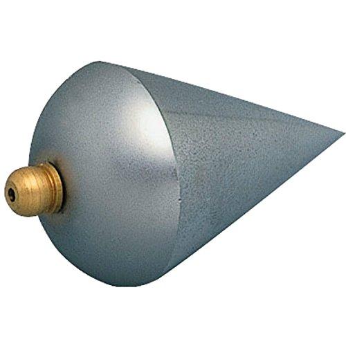 KAUFMANN Senklot Birnen Form aus Stahl 250 Gramm, 44.248.01