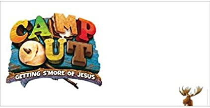 Camp Out Giant Outdoor Banner (Group Weekend Vbs 2017)