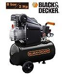 Compressore 24lt. ad olio BLACK&DECKER - BXCM0031E