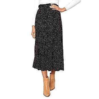 Best polka dot maxi skirt Reviews