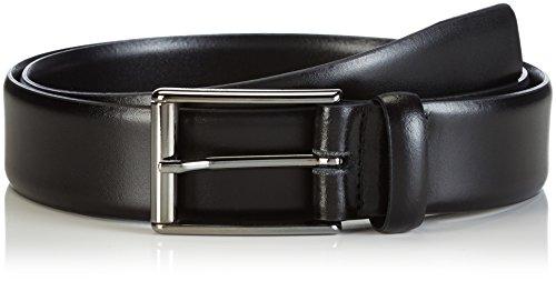Strellson Premium Belt Ceinture, Noir (Black 10), (Taille Fabricant: 100 cm) Homme