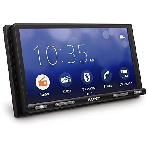 Sony XAV-AX5550D Headunit Autoradio 2-DIN + USB/Bluetooth/Apple Carplay/Weblink