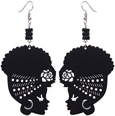 Afro earrings _image1