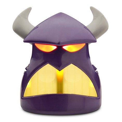 Disney Store Zurg maschera 28cm Toy Story 3 cattivo parla costume