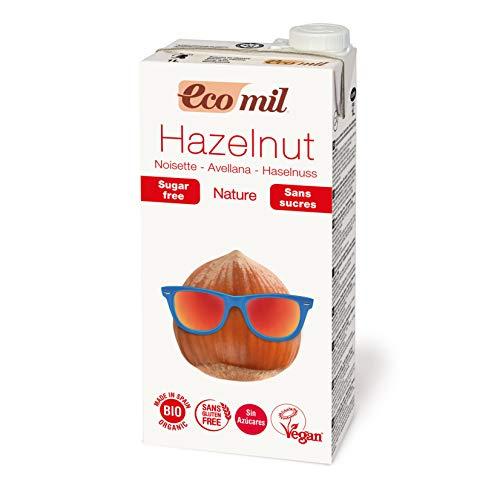 ECOMIL Boisson à la noisette sans sucres et sans gluten 1L Bio -