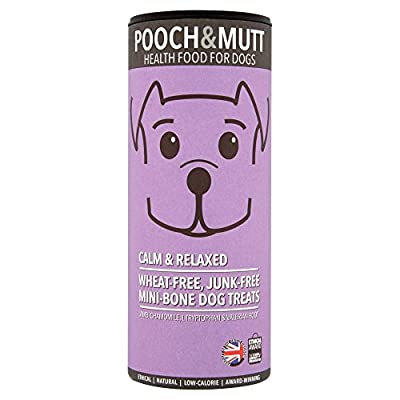Pooch and Mutt Calm & Relaxed Dog Treats