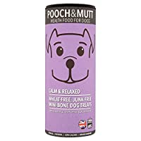 Foods - Dog - Treats Natural Pre-Pack Pooch and Mutt Calm and Relaxed one tube of 125g