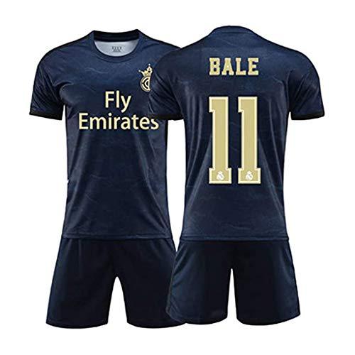 2020 Real Madrid Gareth Bale # 11-Fußballuniformen und -Shorts, großartige Materialien und schnell trocknend, Fans-B-S
