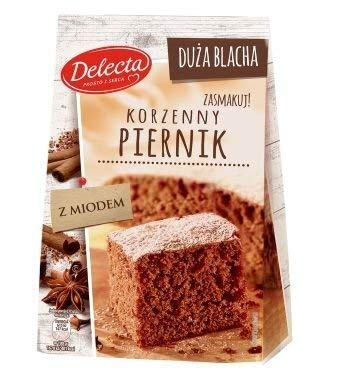 Piernik - Lebkuchen Backmischung 680g Delecta