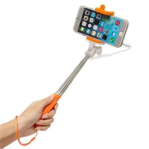 Palillo De Selfie Bluetooth De Mano 6s for Iphone teléfono celular -...