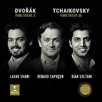 Tchaikovsky: Piano Trio, Op. 50 - Dvorák: Piano Trio No. 3 (Live)