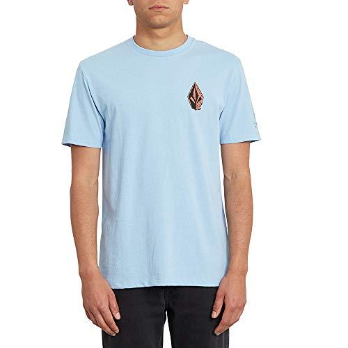 Volcom Herren F. Fleury FA Ss Unterhemd, Mysto grün, M