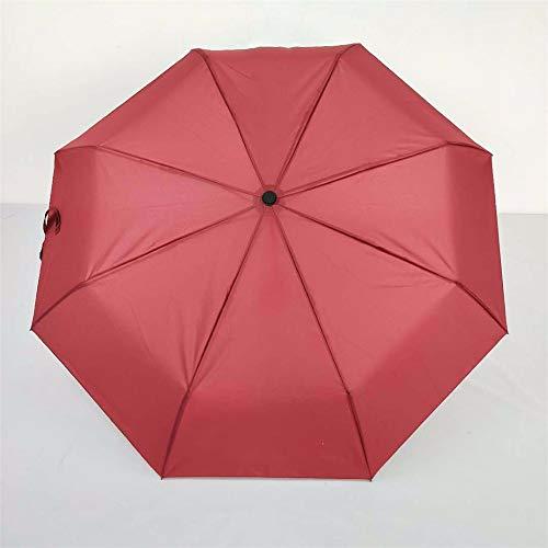 pyty123-umbrella Regenschirm Freizeit Automatische Selbstöffnende Selbstfallende DREI Regenschirme Regenschirm Werbegeschenk Regenschirm