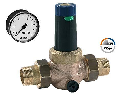 SYR Druckminderer 315 inkl. Manometer DN 25 Trinkwasser 1